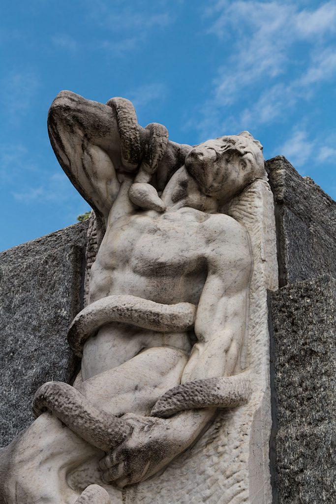 Fabian Fröhlich, Cimitero Monumentale Milano, Marni