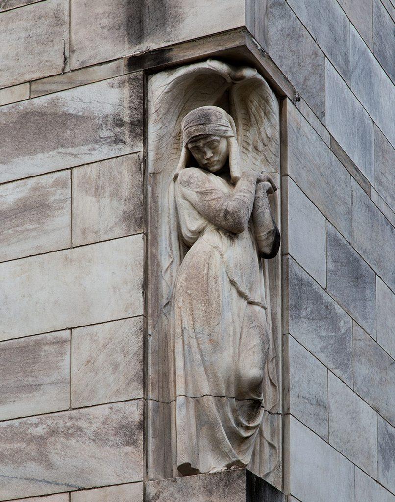 Fabian Fröhlich, Cimitero Monumentale Milano,