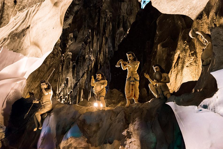 Fabian Fröhlich, Batu Caves, Ramayan Cave,