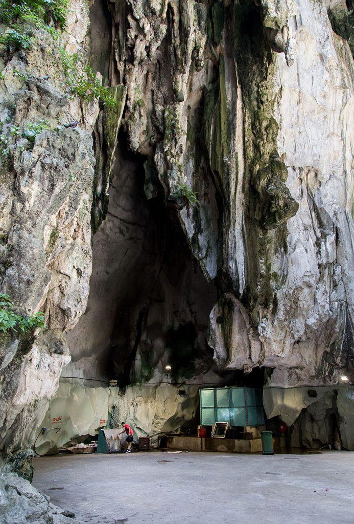 Fabian Fröhlich, Batu Caves, Temple cave