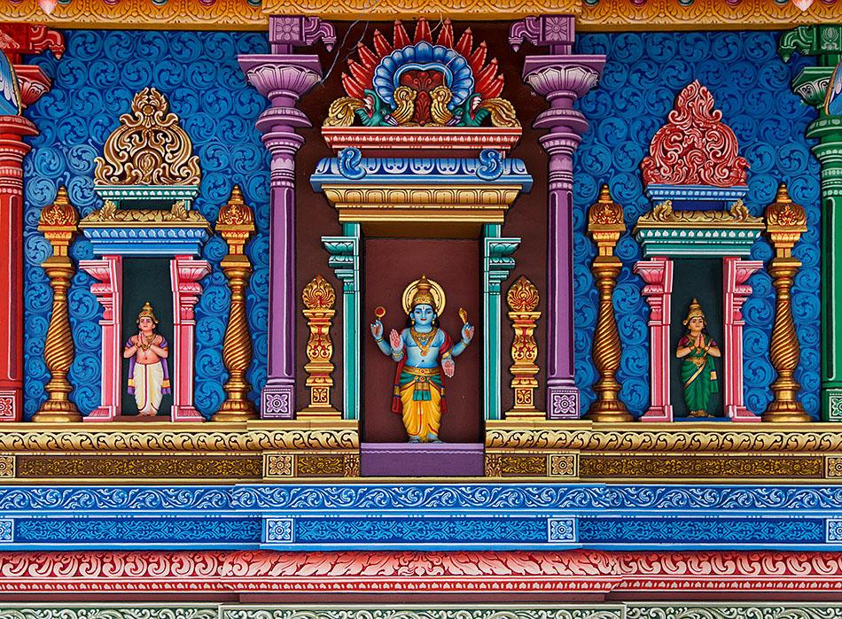 Fabian Fröhlich, Batu Caves, Sri Venkatachalapathi & Alamelu Temple