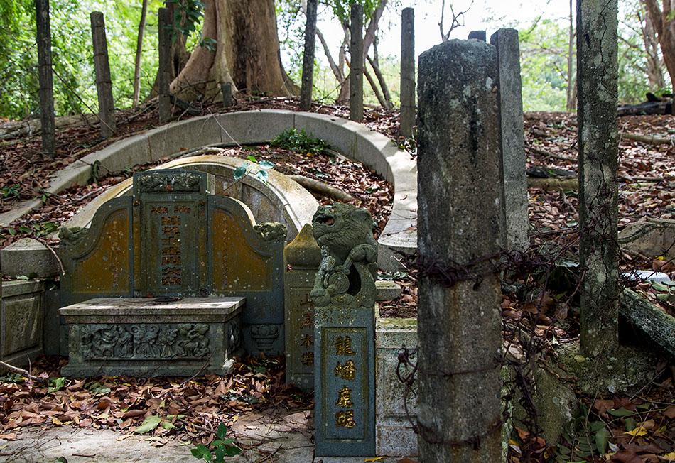 Fabian Fröhlich, Melaka, Bukit Cina