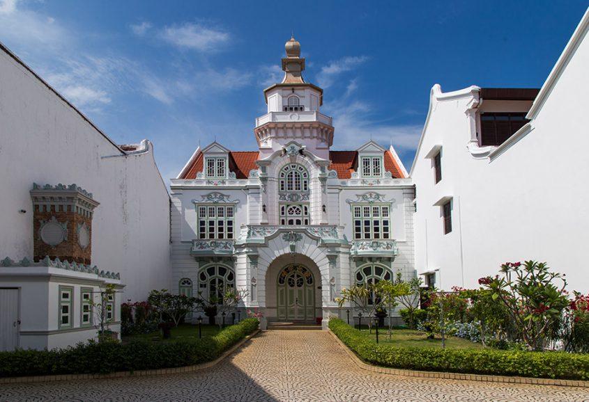 Fabian Fröhlich, Melaka, Chee Ancestral Mansion