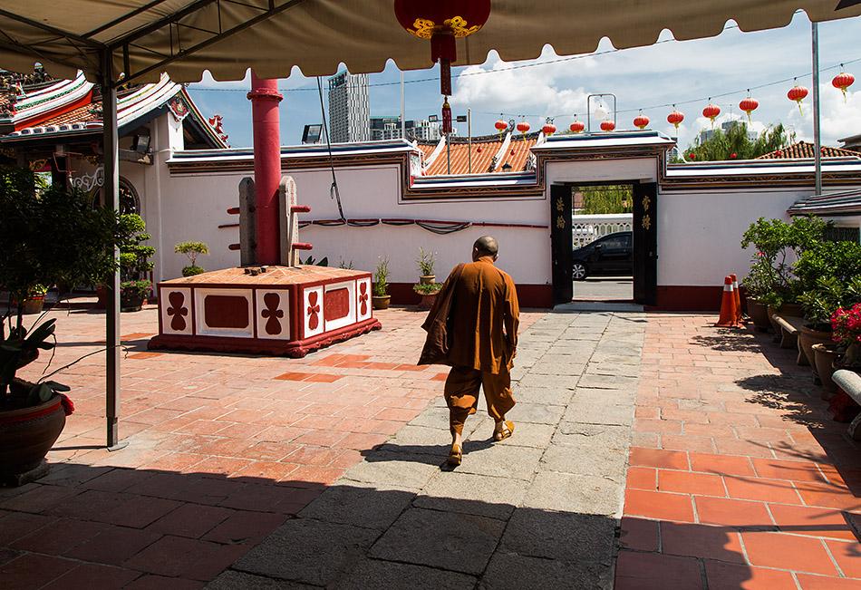 Fabian Fröhlich, Melaka, Cheng Hoon Teng Temple