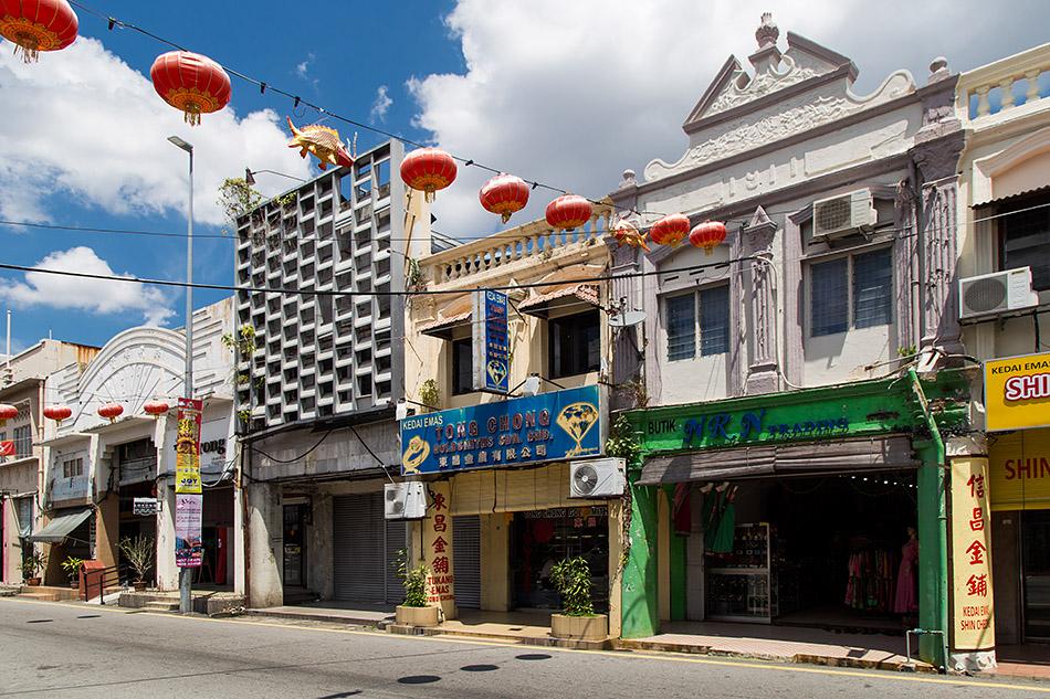 Fabian Fröhlich, Melaka, Jalan Bunga Raya