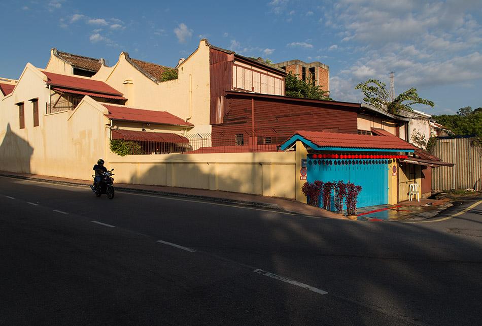 Fabian Fröhlich, Melaka, Jalan Laksamana