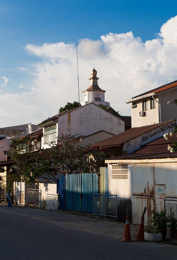 Fabian Fröhlich, Melaka, Lorong Kota Laksamana