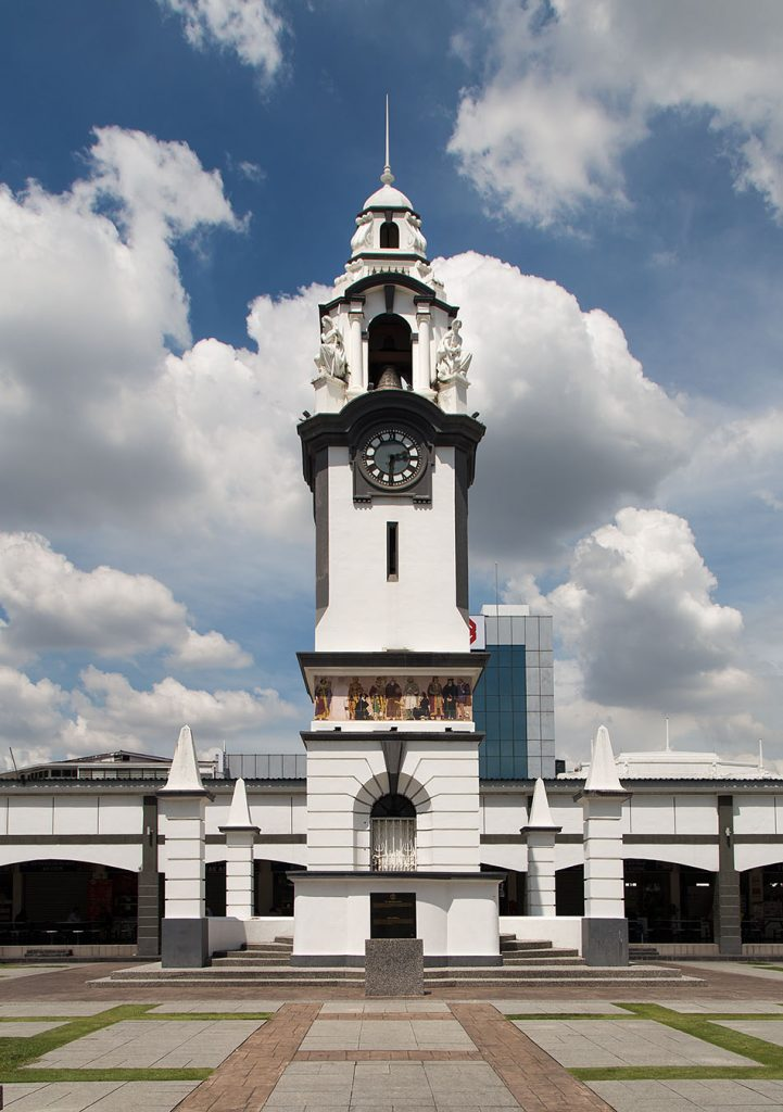 Fabian Fröhlich, Ipoh, Birch Memorial Clock Tower