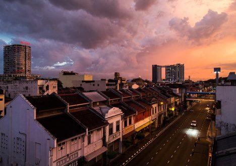 Fabian Fröhlich, Ipoh, Jalan Datuk Ahmad Said