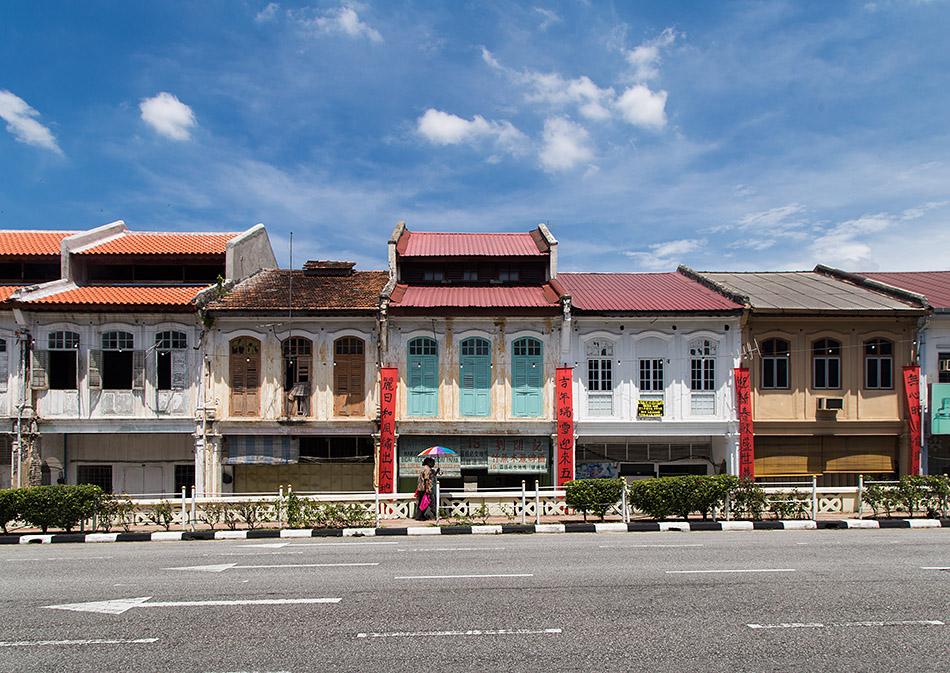 Fabian Fröhlich, Ipoh, Jalan Sultan Iskandar