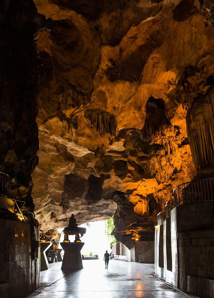 Fabian Fröhlich, Ipoh, Kek Lok Tong Cave Temple