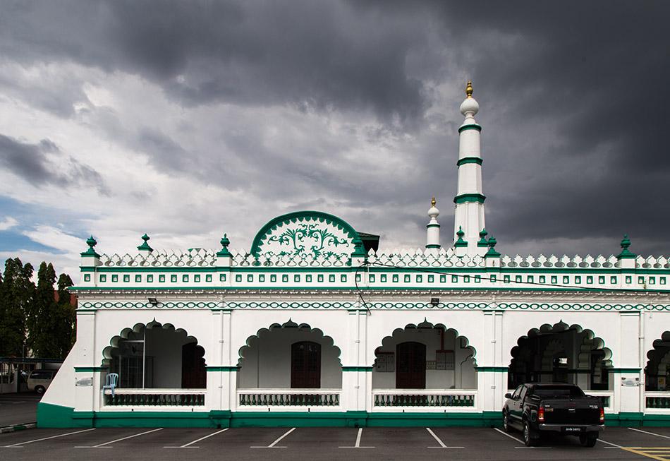 Fabian Fröhlich, Ipoh, Masjid India Muslim