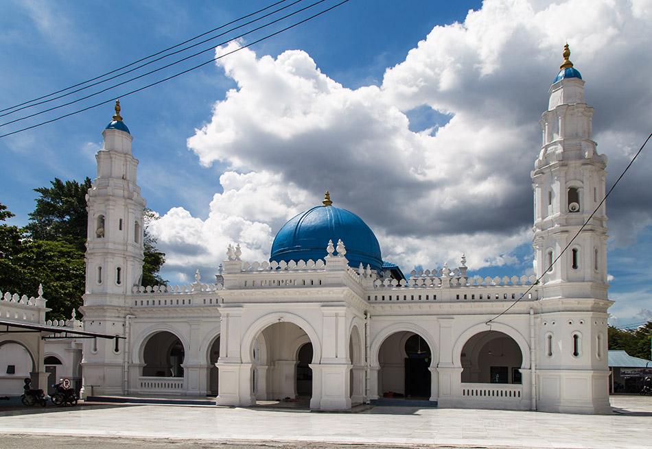 Fabian Fröhlich, Ipoh, Masjid Panglima Kinta