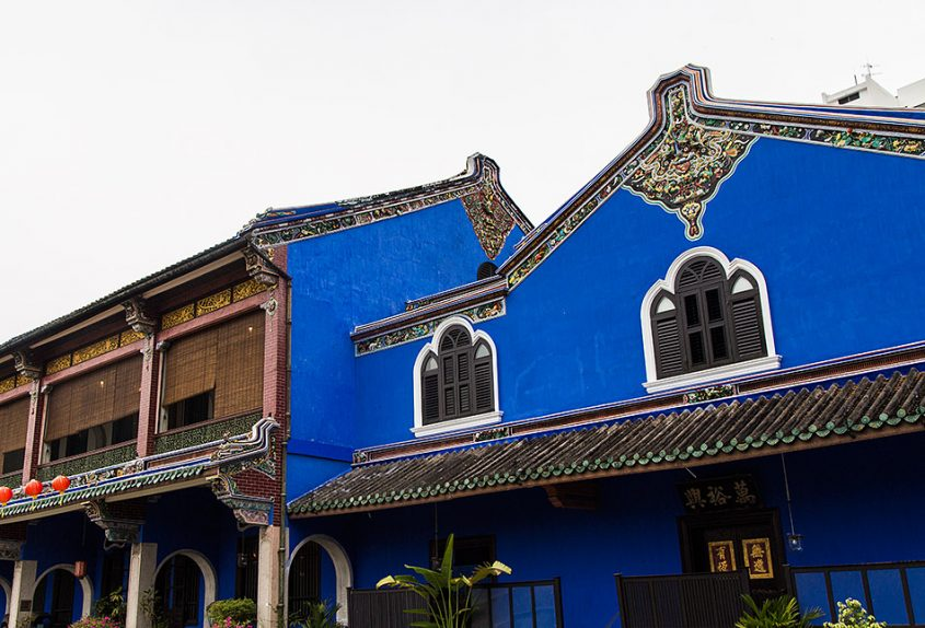 Fabian Fröhlich, Penang, George Town, Blue Mansion