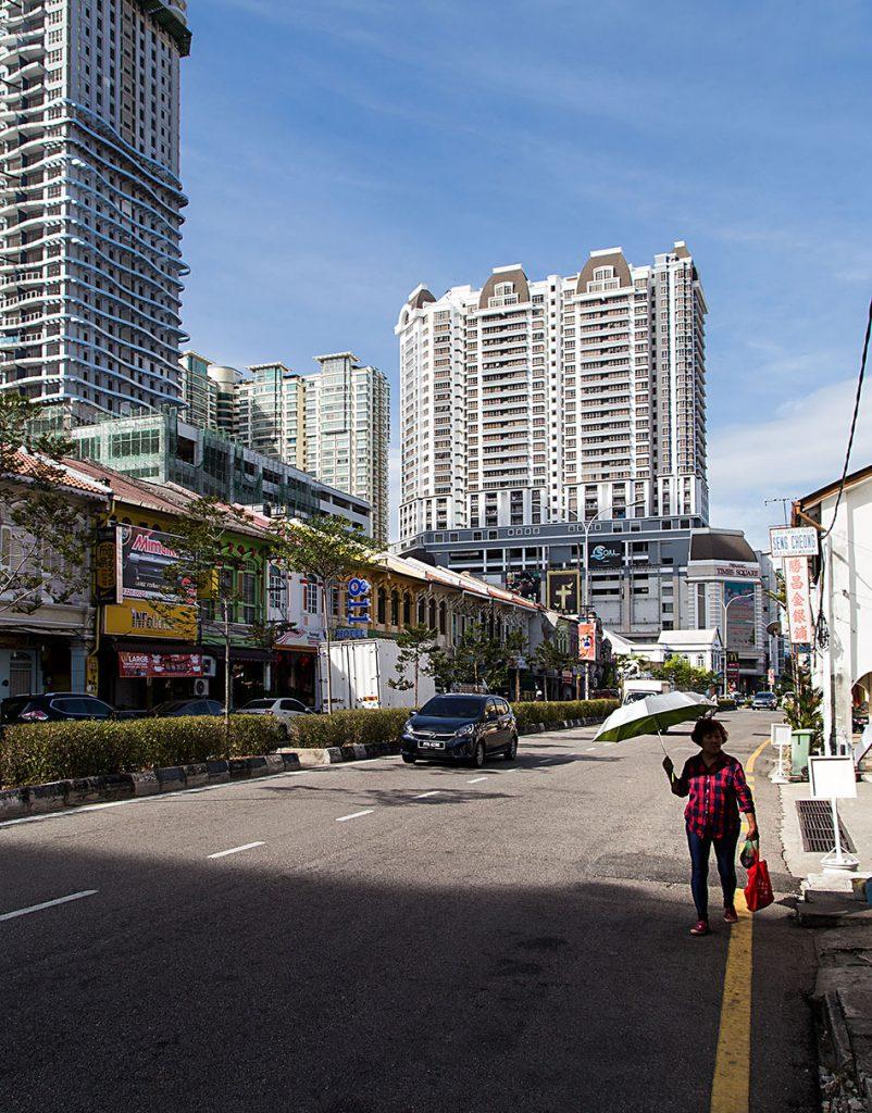 Fabian Fröhlich, Penang, George Town, Jalan Dato Keramat