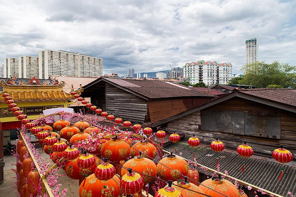 Fabian Fröhlich, Penang, George Town, Hean Boo Thean Kuan Yin Temple