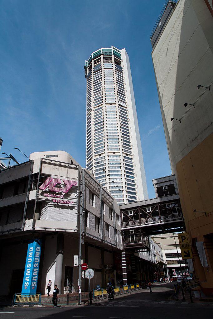 Fabian Fröhlich, Penang, George Town, Komtar Tower