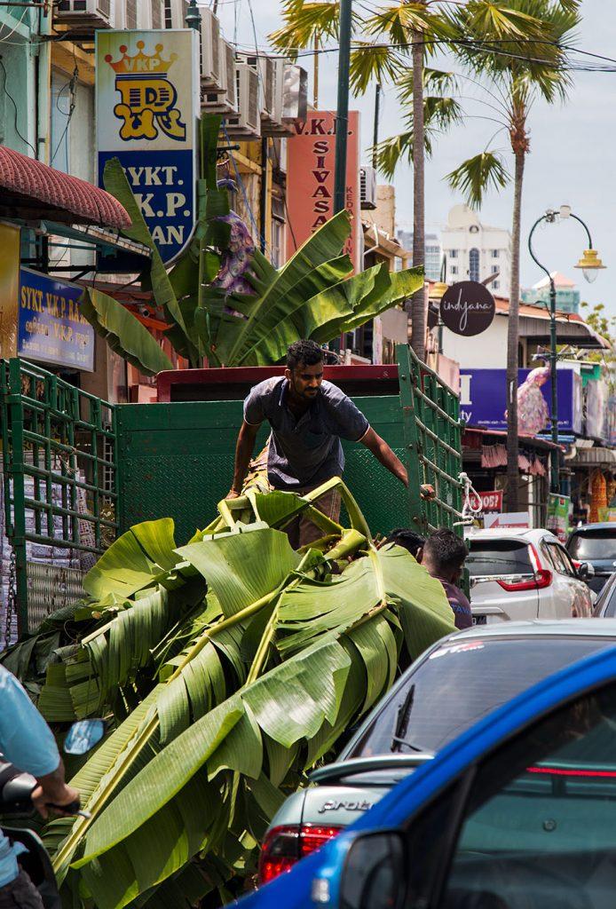 Fabian Fröhlich, Penang, George Town, Lebuh Pasar