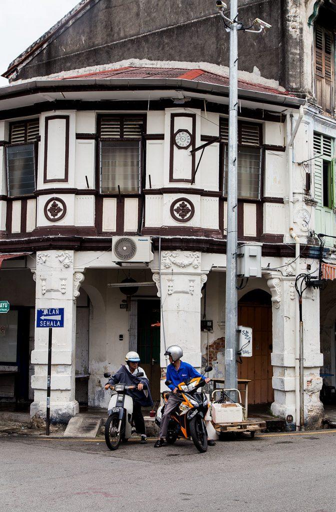 Fabian Fröhlich, Penang, George Town, Lebuh Melayu