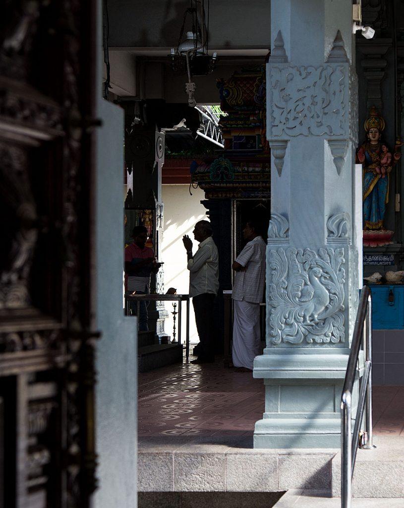 Fabian Fröhlich, Penang, George Town, Nagarathar Sivan Temple