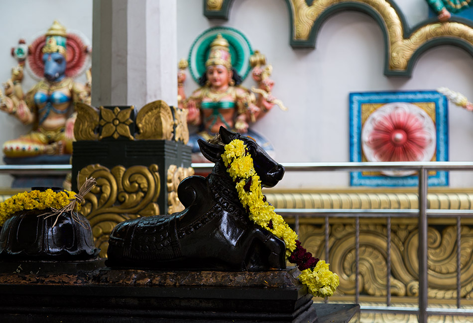 Fabian Fröhlich, Penang, George Town, Sri Mahamariamman Temple