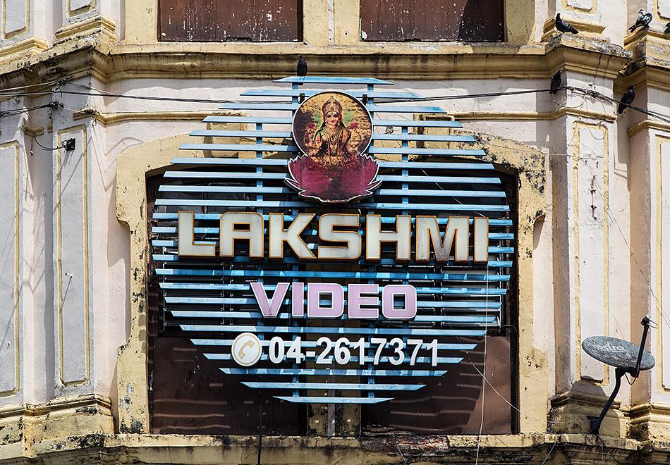 Fabian Fröhlich, Penang, George Town, Lakshmi Video