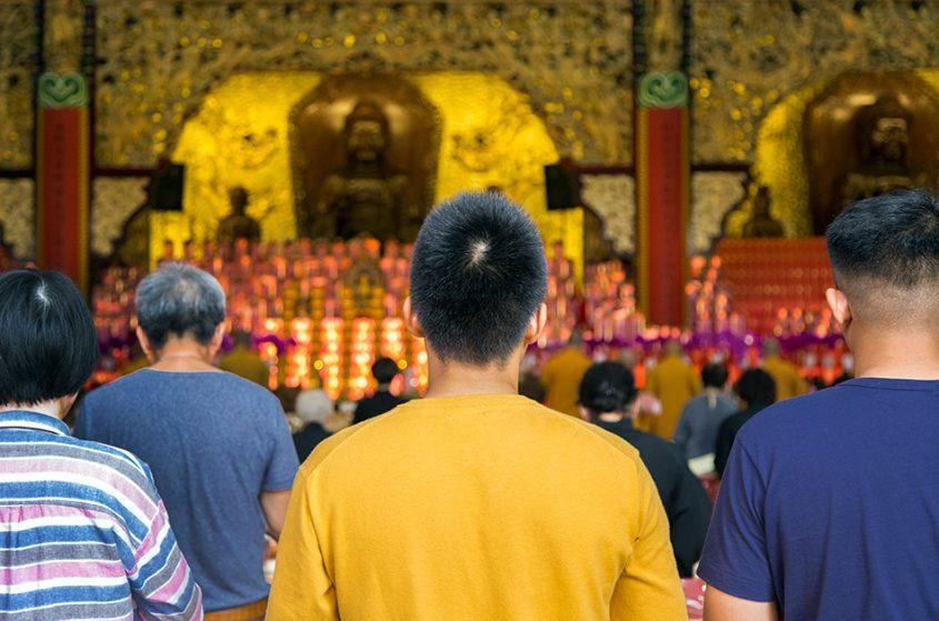 Fabian Fröhlich, Penang, Kek Lok Si Temple, Pagoda of 10,000 Buddhas