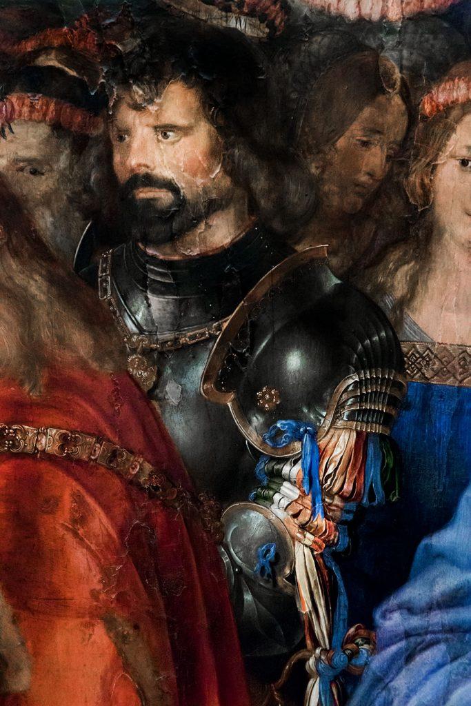 Fabian Fröhlich, Palais Schwarzenberg, Albfrecht Dürer, Das Roenkranzfest