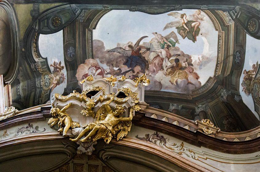 Fabian Frählich, Prag, St. Nikolaus auf der Kleinseite