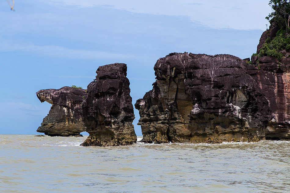 Fabian Fröhlich, Borneo, Bako National Park, Sea Stacks