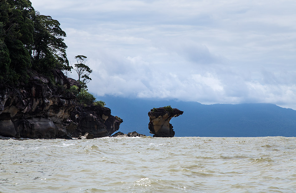 Fabian Fröhlich, Borneo, Bako National Park, Sea Stack