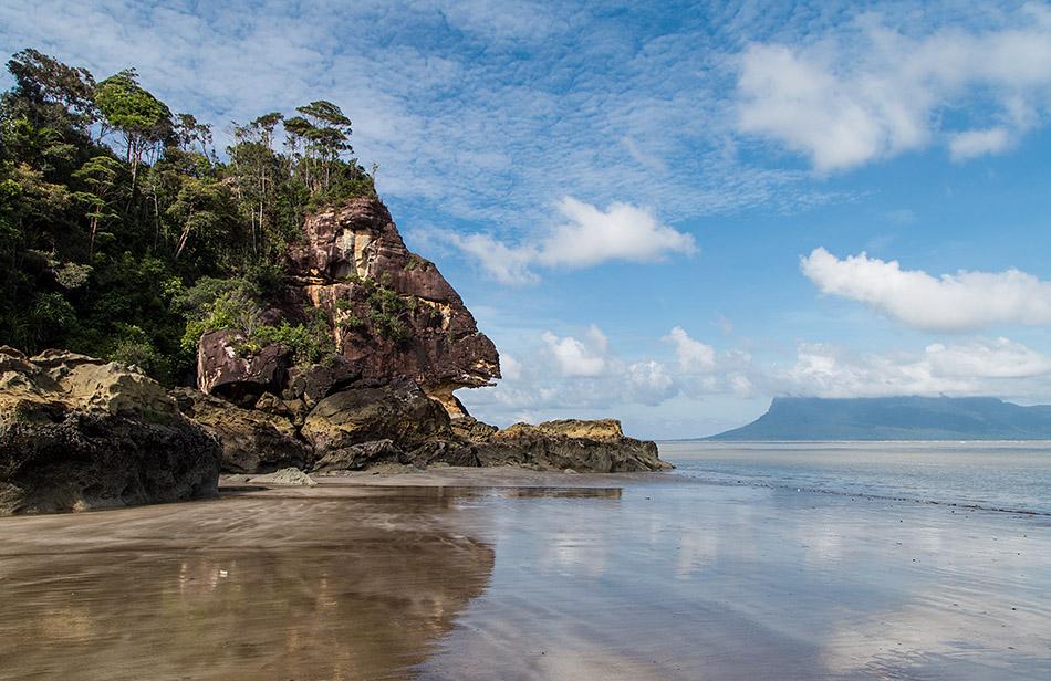 Fabian Fröhlich, Borneo, Bako National Park, Teluk Assam Beach