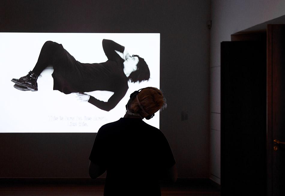Berlin, Museen und Corona, Gropius Bau, 11th Berlin Biennale, La rara troupe, La humana perfecta
