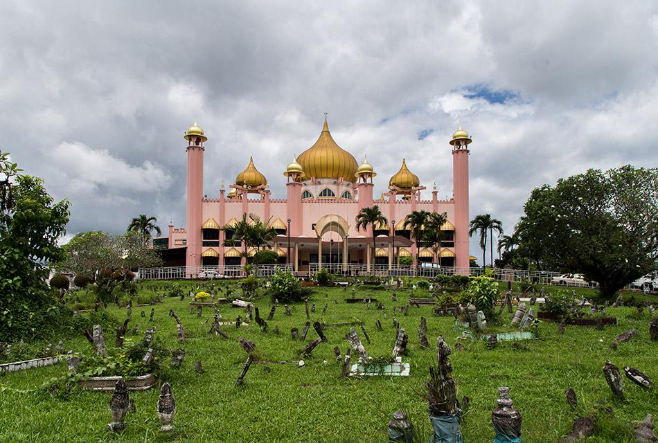 Fabian Fröhlich, Malaysia, Kuching, City Mosque