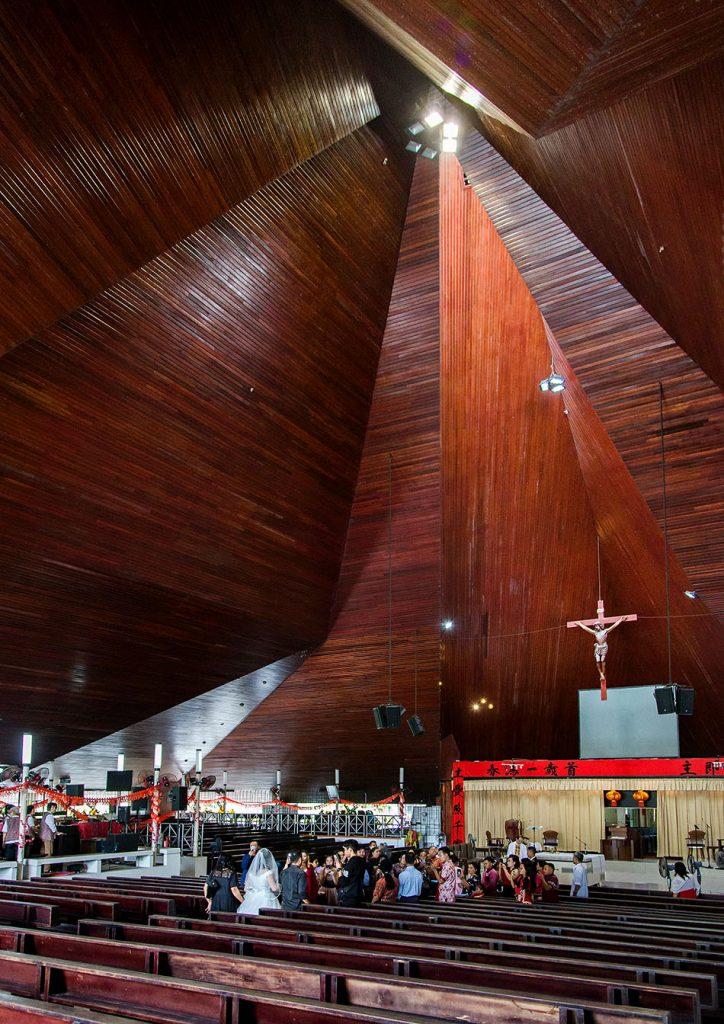 Fabian Fröhlich, Malaysia, Kuching, St. Joseph's Cathedral