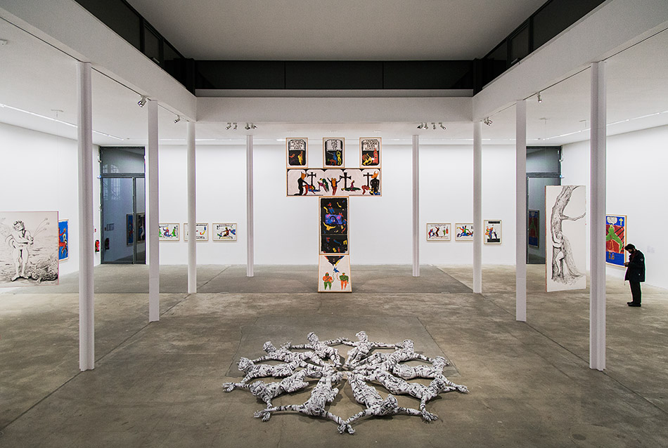 Berlin, Museen und Corona, KW Institute for Contemporary Art, Berlin Biennale, Young-jun Tak, Chained / Pedro Moraleida Bernardes, Faça Você Mesmo Sua Capela Sistina