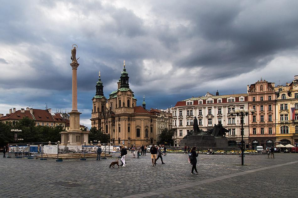 Fabian Fröhlich, Prag, Altstädter Ring