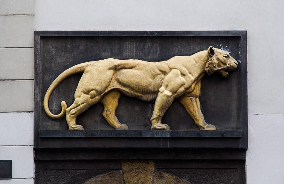 Fabian Fröhlich, Prager Altstadt, Goldener Tiger