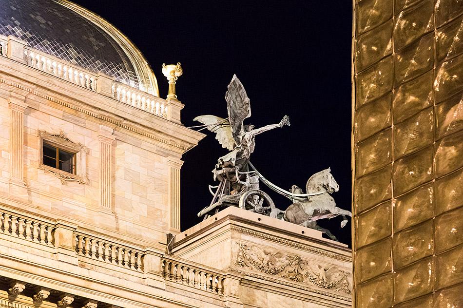 Fabian Fröhlich, Prag,Neustadt, Nationaltheater