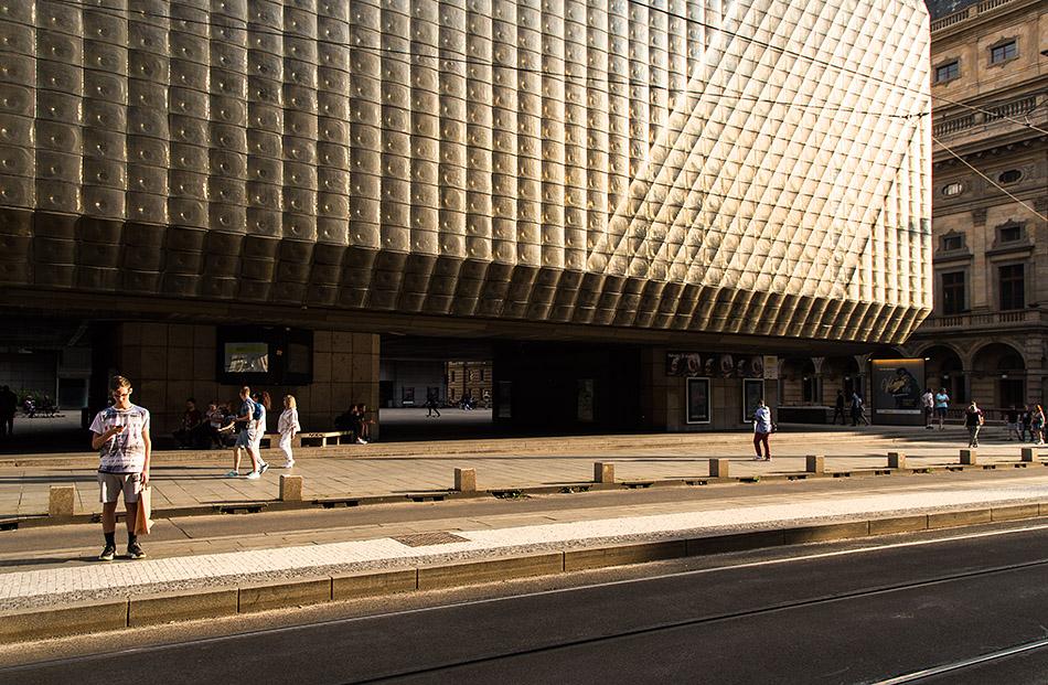 Fabian Fröhlich, Prag, Neustadt, Národní, Neue Szene