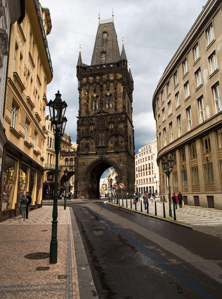 Fabian Fröhlich, Prag, Altstadt, Pulverturm