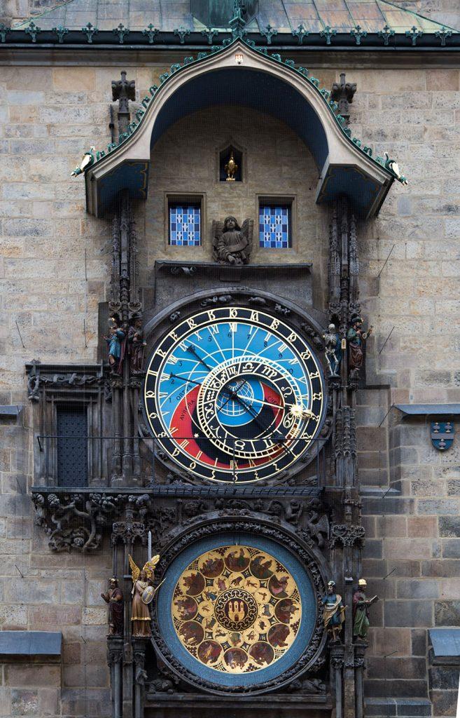 Fabian Fröhlich, Prag, Astronomische Uhr am Altstädter Rathaus