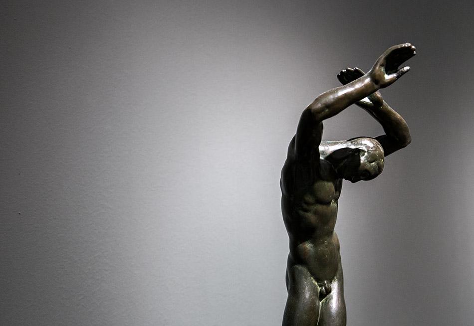 Fabian Fröhlich, Nationalgalerie Prag, Jan Štursa
