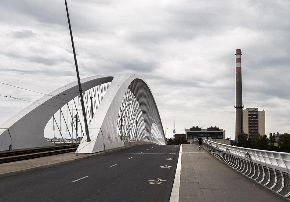Fabian Fröhlich, Prag, Troja-Brücke