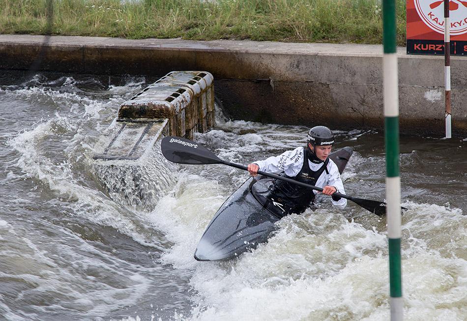 Fabian Fröhlich, Troja, Prague Canoeing Centre