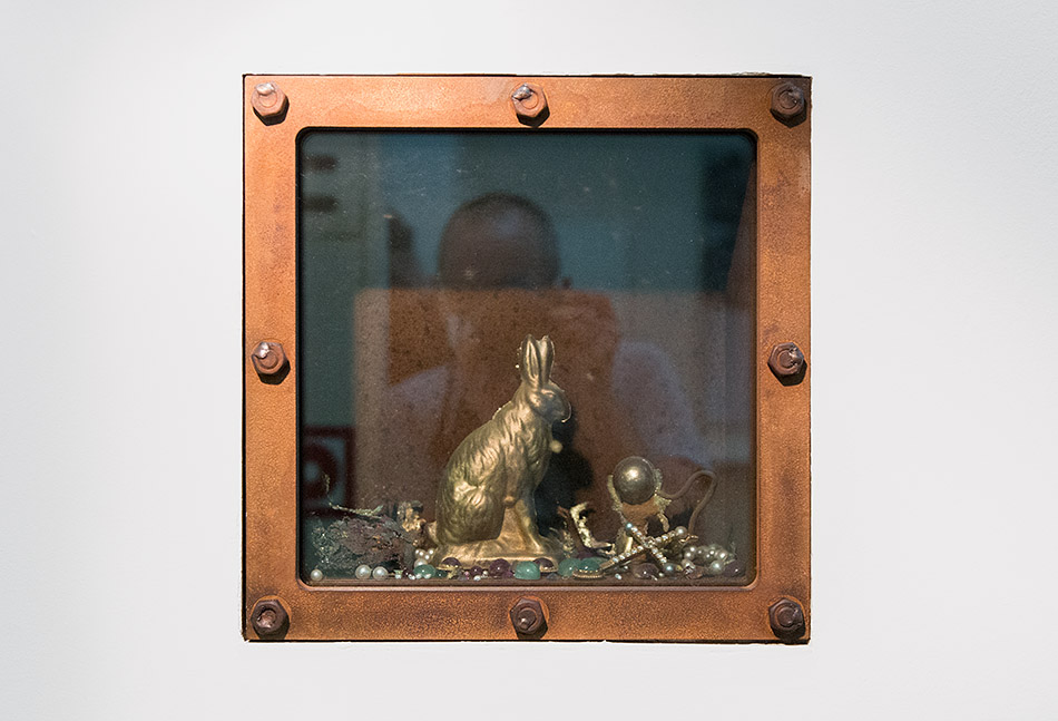 Fabian Fröhlich, Staatsgalerie Stuttgart, Joseph Beuys, Peace Bunny