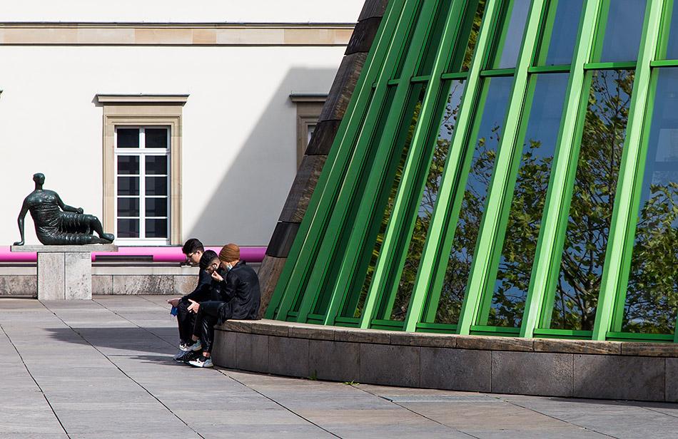 Fabian Fröhlich, Staatsgalerie Stuttgart,