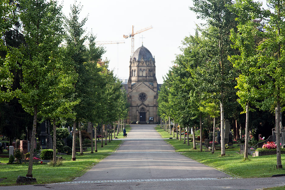Fabian Fröhlich, Stuttgart, Pragfriedhof