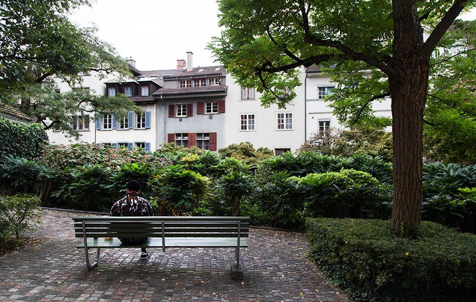 Fabian Fröhlich, Zürich, Leuenplatz