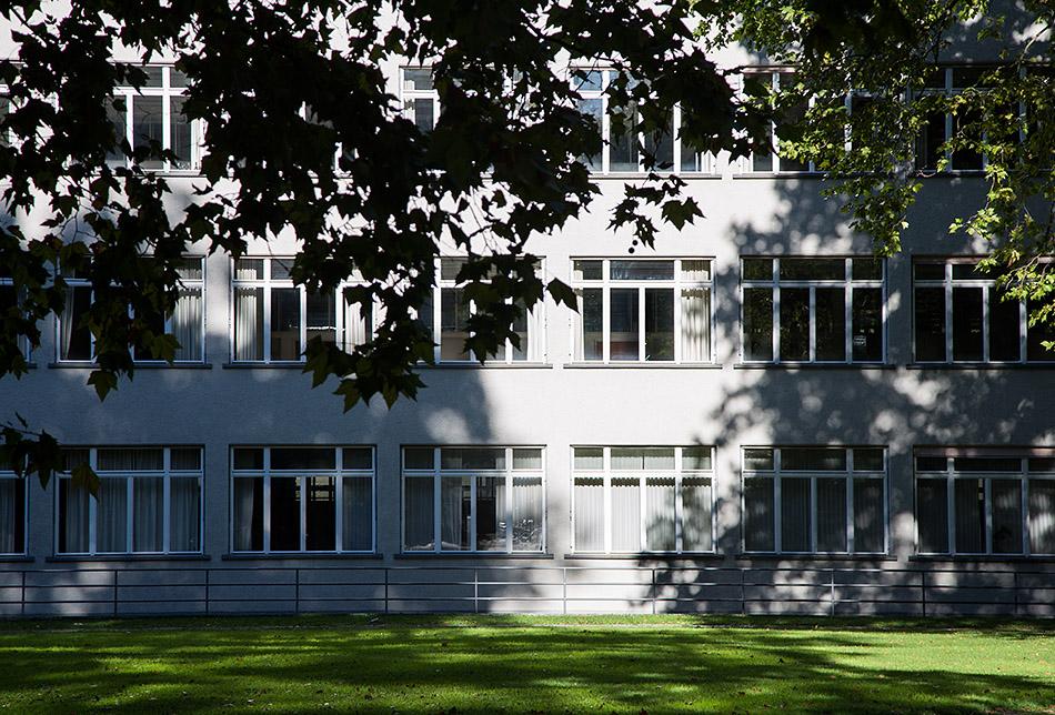 Fabian Fröhlich, Zürich, Museum für Gestaltung von   Adolf Steger und Karl Egender